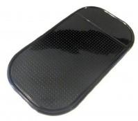 Black Car Dashboard Dash Anti Slip Grip Magic Sticky Mat Phone iPhone Keys