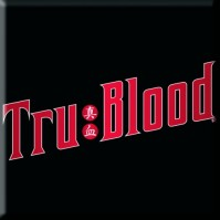 True Blood Drinks Logo Steel Metal Fridge Magnet TV Show Official Fan Gift