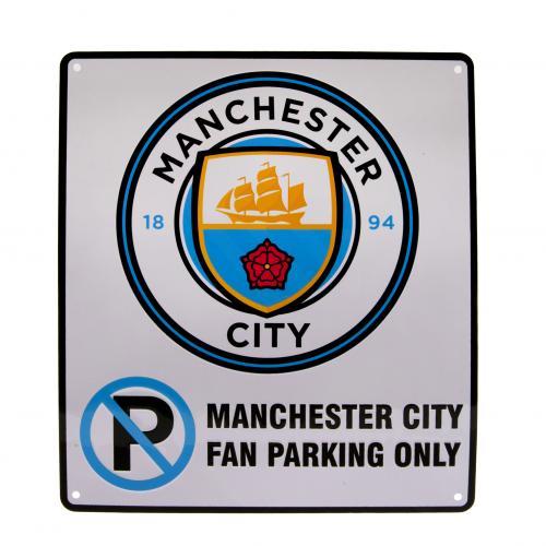 Football-Club-Squadra-di-casa-Inizio-Fan-Only-Nessun-segno-di-parcheggio-parete