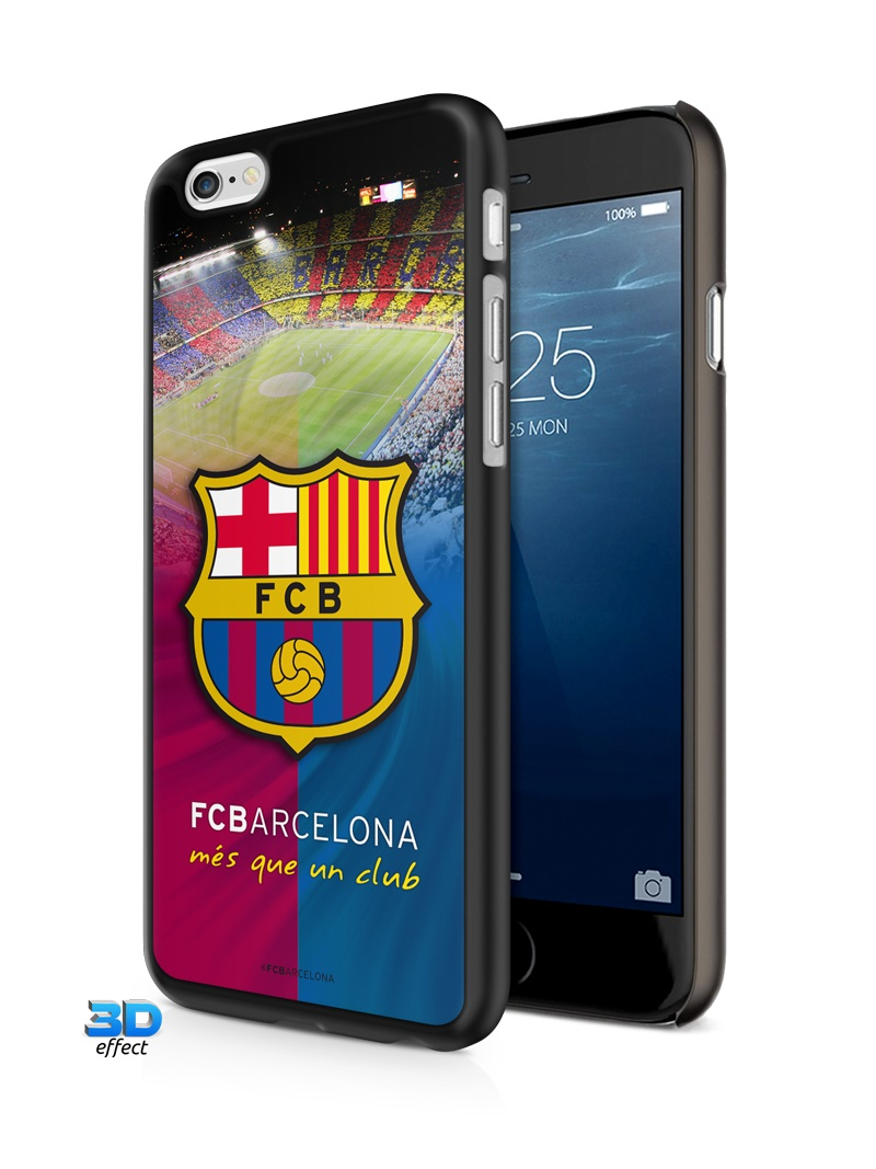 iphone 6s 3d fc football club 3d iphone 6 6s cover official 11458