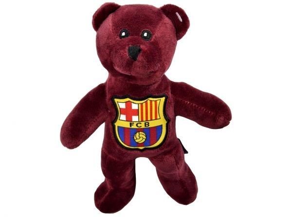 Manchester City FC Mini oso de peluche con Club Escudo