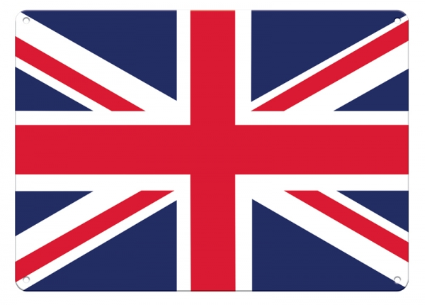 Flag Car Stickers Uk