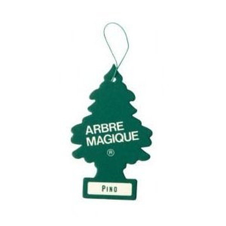 Magic Tree Car Air Freshener Duo Gift 2 Pack Pine And Wild