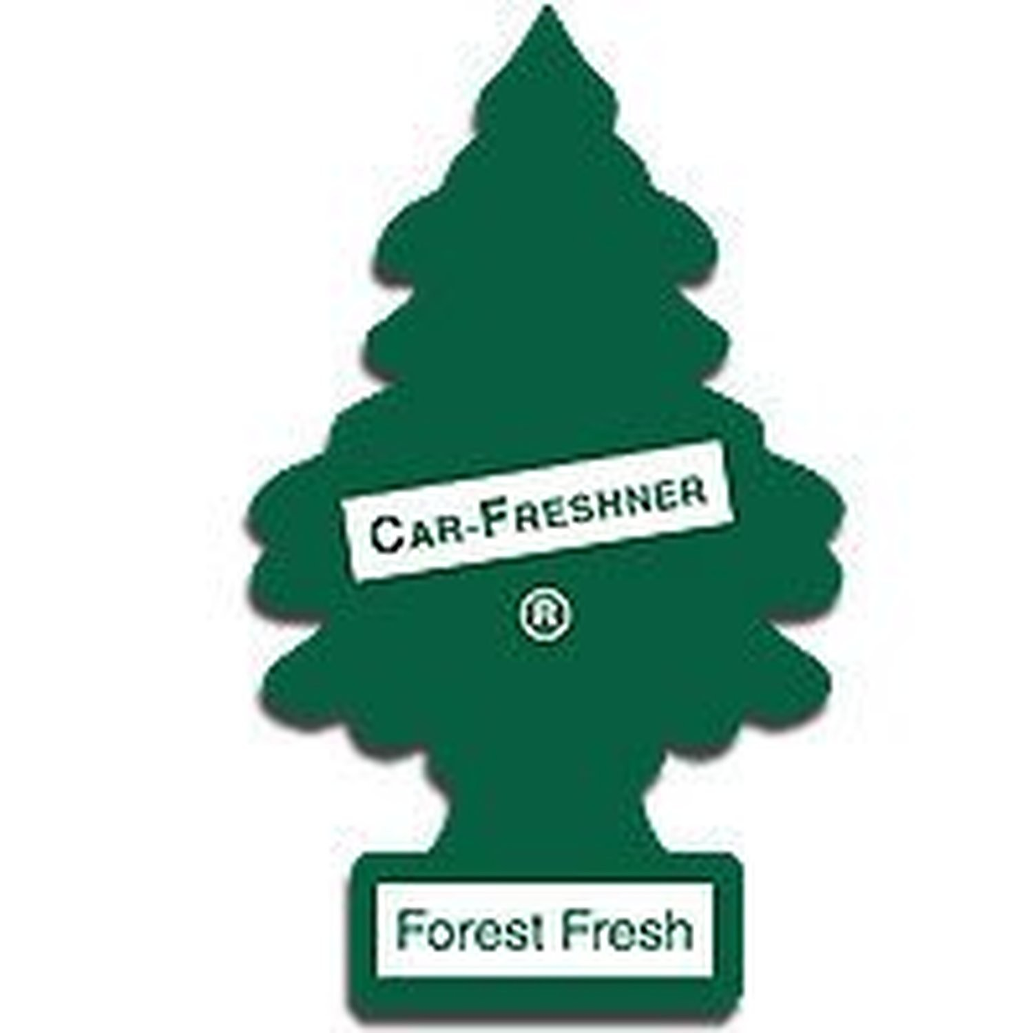 AoE Performance Magic Tree Car Air Freshener Duo Gift Pack Forest Fresh And Leather