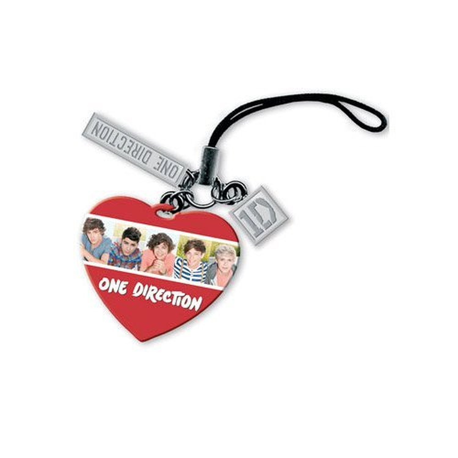 One Direction - Phone charm Official Licensed Band Merchandise