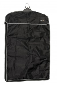 Interior Car Black PVC Coat Shirt Hanger Suit Jacket Garment Cover Protector