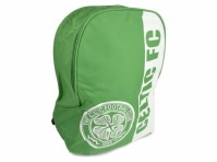 Celtic Football Club Backpack Rucksack Green White Official