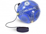 Chelsea FC Skills Practice Training Ball Size 2 Team Colours With Crest