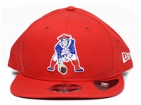 New Era Historic New England Patriots 9Fifty Snapback Baseball Cap Size S/M