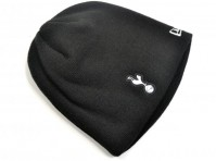 New Era Spurs Skull Beanie Knitted Hat Black Crest Warm Official Licensed Product