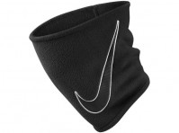Nike Official Adult Black Fleece Neck Warmer Scarf Tube Snood Mask Balaclava