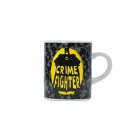 Batman Mini Gift Coffee Mug Crime Fighter Dark Knight Suicide Squad Official