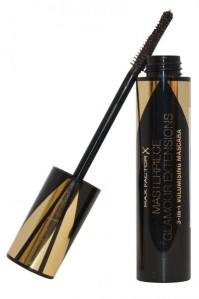 Max Factor Official Glamour Extensions Mascara 3 in 1 Volumising Black Brown Lash