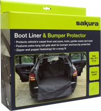 Sakura Boot Liner And Bumper Protection Shopping Pets Dogs Work Tools Heavy Duty