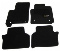 Vauxhall Meriva (2002-2007) Tailored Black Car Mats