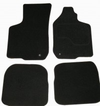 Audi A3 (1996-2002) Tailored Black Car Mats