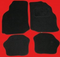 Ford Puma Perfect Fit Tailored Black Car Mats