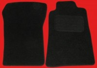 Mazda MX5 / Eunos (1991-2005) Tailored Black Car Mats Set