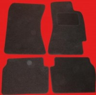 Subaru Impreza (2001-2007) Tailored Black Car Mats