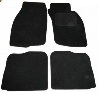 Volvo S40 (1996-2004) Tailored Black Car Mats