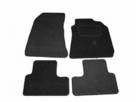 Alfa Romeo 159 Tailored Black Car Mats