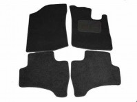 Citroen C1 Perfect Fit Tailored Black Car Mats