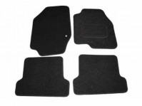 Peugeot 307 CC Convertible Tailored Black Car Mats