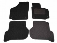 Seat Toledo (2006+) Tailored Black Car Mats