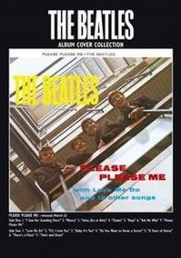 The Beatles Please Please Me Album Cover Postcard Fan Gift Idea 100% Official