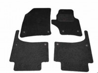 VW Volkswagen Touareg 2002-2010 Tailored Black Car Mats