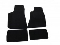 Chrysler 300C Saloon (2006+) Tailored Black Car Mats