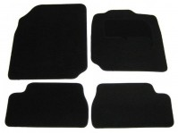 Chevrolet Kalos Tailored Black Car Mats