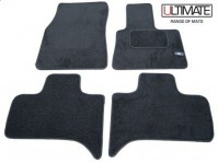 BMW X5 (Pre 2006) Ultimate Tailored Black Car Mats
