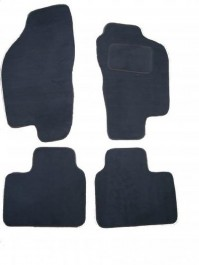 Alfa Romeo 159 Premium Tailored Black Car Mats