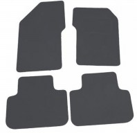 Range Rover Sport Premium Tailored Black Car Mats