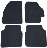 Nissan Primera (2003+) Premium Tailored Black Car Mats