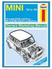 Haynes Manual Fridge Magnet - Mini