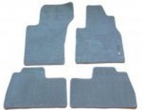 Volvo S40 / V40 2004 Onwards With Clips Light Grey Shade Ultimate Tailored Car Mats