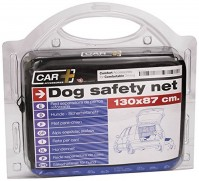 Heavy Duty Dog Guard Net 20 - 30kg Pet Safety Fits All Cars Universal