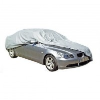 Lancia Delta Ultimate Weather Protection Breathable Waterproof Car Cover (430 x 160 x 120 cm)