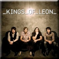 Kings Of Leon Metal Fridge Magnet Band Photo Cover Album Fan Gift Official