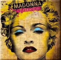 Madonna Metal Fridge Magnet Celebration Band Album Fan Gift Vogue Official