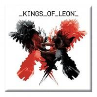 Kings Of Leon Metal Fridge Magnet US Album Cover Band Album Fan Gift Official