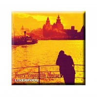 Magic Moments Metal Fridge Magnet Ferry Cross The Mersey Official