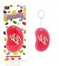 Jelly Belly Bean 3D Car Home Office Air Freshener Tutti Fruitti Fragrance