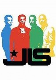 JLS Band Logo Silhouette Postcard Picture Fan Gift 100% Official Merchandise