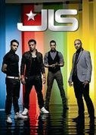 JLS Band Logo Pose Stripes Photograph Postcard Picture Fan Gift 100% Official
