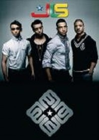 JLS Band Logo Photograph Postcard Picture Fan Gift 100% Official Merchandise