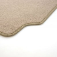 Alfa Romeo 164 (1988-1998) Exact Tailored To Fit Beige Car Mats