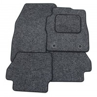 Fiat 500 (2007-present) Exact Tailored To Fit Anthracite Car Mats